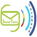 Social Texts icon