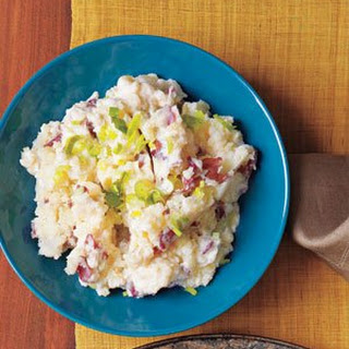 Red Skin Mashed Potatoes With Sour Cream Recipes