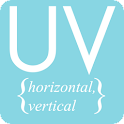 UV Horizontal Vertical icon