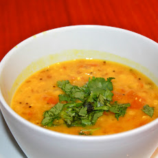 Masoor Dal (Red Lentil Soup)