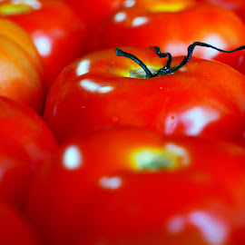 Tomatoes by Esther Mui - Food & Drink Fruits & Vegetables