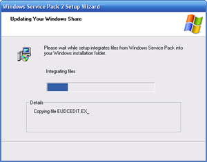 Integrating the Sever Pack