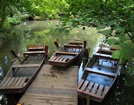 Clos Lucé-boats