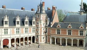 Château de Blois-Gothique