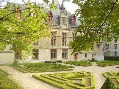 Hotel de Sens-Jardin