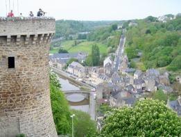 Dinan-Les Remparts