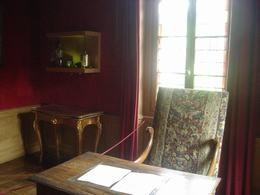 Maison de Balzac-chambre