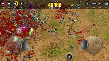 Screenshot of Blood 'n Guns