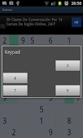 Screenshot of Sudoku Advanced