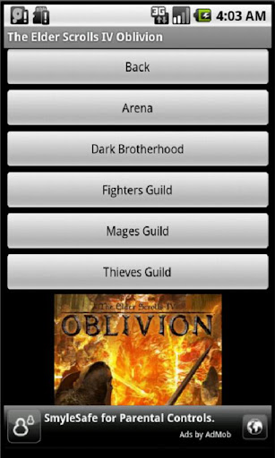 Oblivion: FREE Game Guide