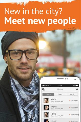Buddypass- Chat & Find Friends Screenshot