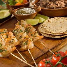 Serrano-lime Marinated Shrimp