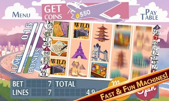 Screenshot of Slots Tycoon