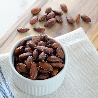 Roasted Almond Snack Recipes
