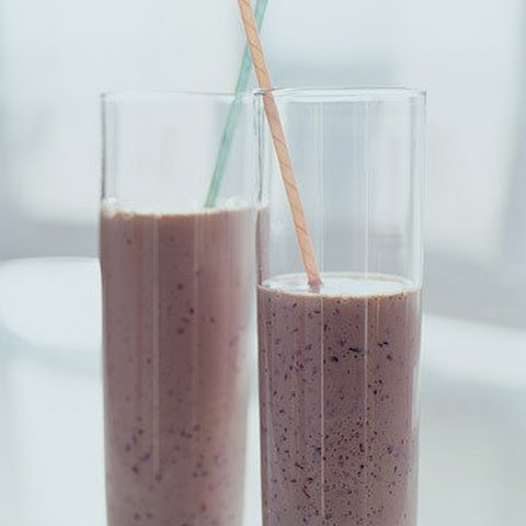 Blueberry Breakfast Shake