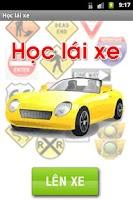Screenshot of Học lái xe
