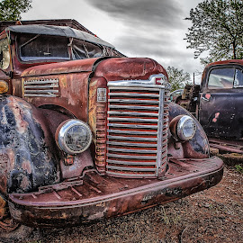 Oliver Jordan Collection Truck by Ron Meyers - Transportation Automobiles