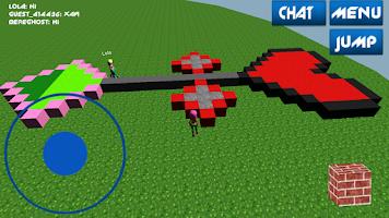 Screenshot of ShareLand Online Minecraft