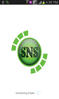 Screenshot of SNS Telecom