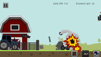 Screenshot of Farm Robots