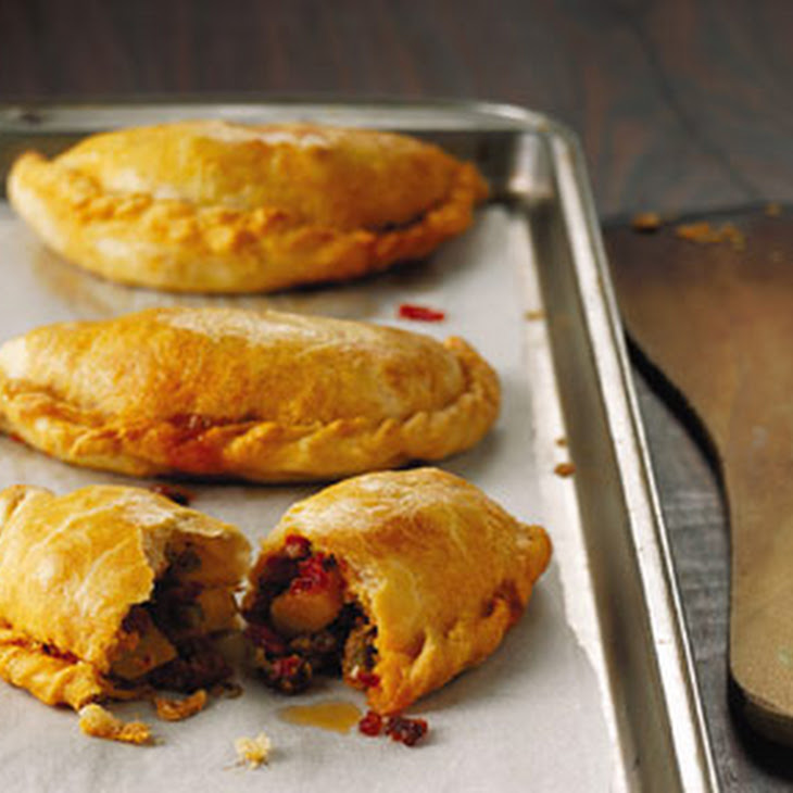 Potato, Pepper, and Chorizo Empañadas Recipe | Yummly
