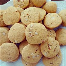 Butterscotch Icebox Cookies