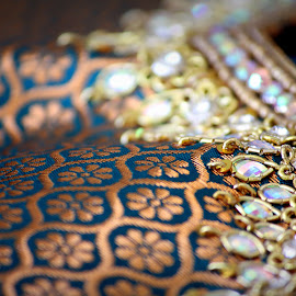 Ornamentation by Revathi S - Artistic Objects Clothing & Accessories ( bridal, wedding, indian wedding, embroidery )