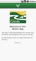 Screenshot of Central Catskill Chamber - NY