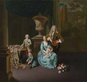 RIJKS: Willem van Mieris: painting 1728