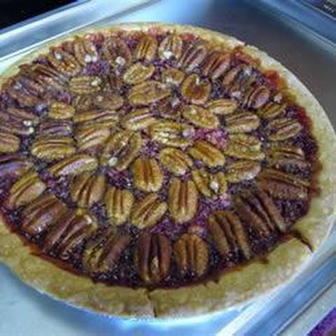 tart cranberry pecan frangipane tart recipes dishmaps tart cranberry ...