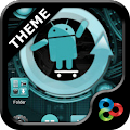CYANOGEN GO Launcher EX Theme APK for Blackberry