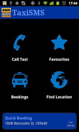 TaxiSMS