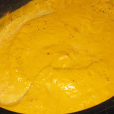 Roasted Pumpkin Cream Soup