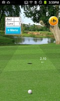 Screenshot of ♪ PutterGolf ♪
