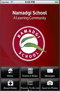 Namadgi School - screenshot