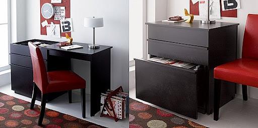Convertible Compact Desk