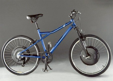 お気に入りの自転車を電動アシスト化。[To an Electric bikes by favorite bicycle] + monogocoro