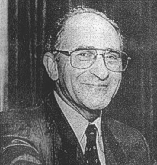 El Dr. Isidoro Schalamuk