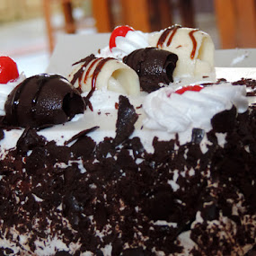 Blackforest cake by Neha Shah  - Food & Drink Candy & Dessert