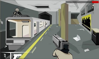 Screenshot of Sniper Mission Free
