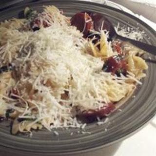 Mediterranean Farfalle Pasta Recipes