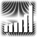 Histogram Battery Widget icon