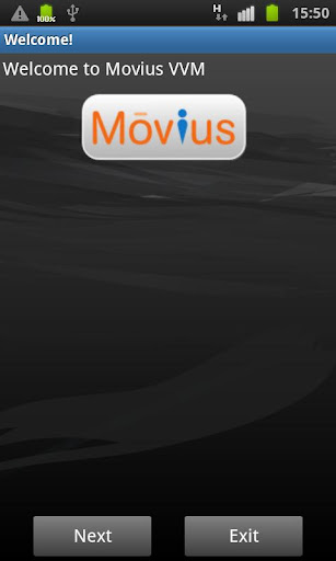 Movius Visual Voicemail