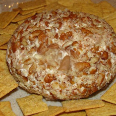 Easy Awesome Cheese Ball