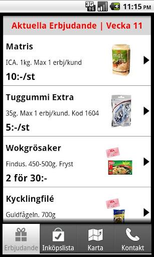 ICA Supermarket Skrapan