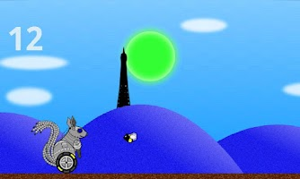 Screenshot of Robot Squirrel