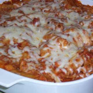 Baked Penne With Sausage