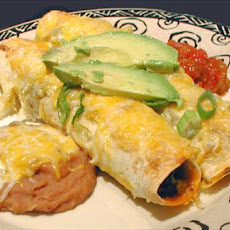 Over the Top Enchiladas