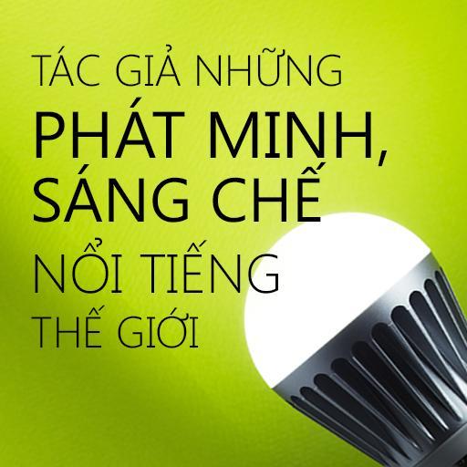 Tác giả những phát minh của TG LOGO-APP點子