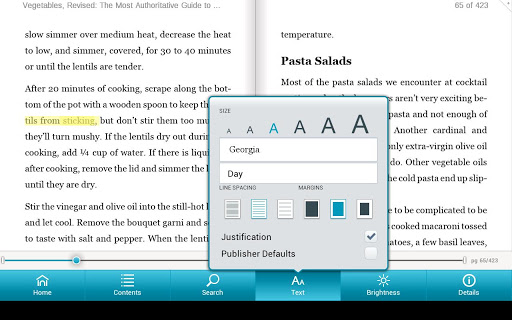 nook-read-books-magazines for android screenshot
